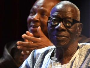 Côte d'Ivoire :  Bernard Dadié, il  n'est pas mort