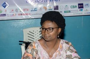 Béatrice Lalinon Gbado, Présidente de l'association SELIBEJ