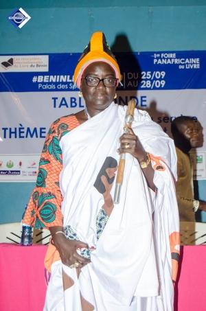 Lobé Ndiaye, Grand Prix littéraire Dada Gbêhanzin 2019