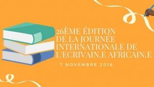 26ème  journée de l'Ecrivain  africain :   Le  Sénégal  étend sa célébration sur plusieurs jours