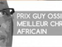 PRIX GUY OSSITO  MIDIOHOUAN DU MEILLEUR CHRONIQUEUR DU LIVRE AFRICAIN : APPEL A CANDIDATURE