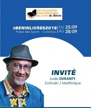 Jude Duranty:  Grand auteur de la Martinique