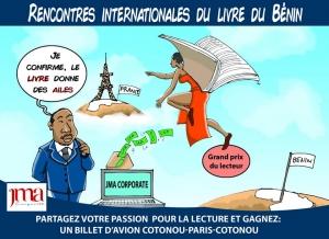 Comment participer au concours Grand Prix du Lecteur de Beninlivres2019 ?