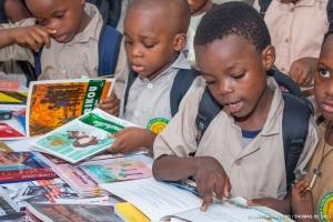 Bénin: Le salon national du livre donne aux enfants le goût de lire et d'écrire