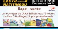 Bénin: Les éditions LAHA aux 72 heures du livre à Natitingou
