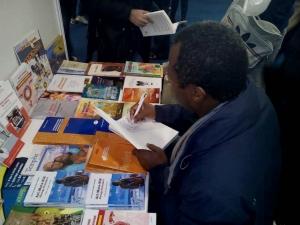 Livre Paris 2019/ Jour 1 : Le Bénin fait son entrée