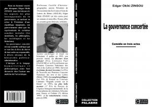Edgar Okiki Zinsou : Grand auteur du roman politique au Bénin