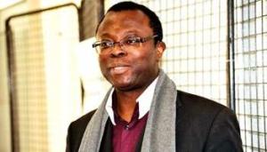 Dieudonné Gnammankou, Président de l'Association professionnelle des éditeurs de livre du Bénin