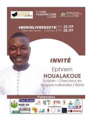 #BENINLIVRE2019 :  Un  atelier  d'initiation à la langue nationale Fɔn  pour les délégations étrangères
