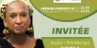 Assia-Printemps GIBIRILA : La parole et l'écriture, ses deux amours