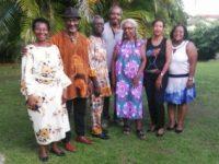 #BENINLIVRES2019 :  Les Écrivains de la délégation  martiniquaise  chez le Consul du Bénin aux Antilles françaises