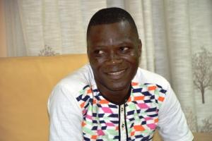 Esckil Agbo, Délégué Général des Rencontres Internationales du Livre du Bénin - Beninlivres