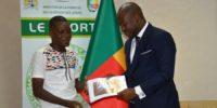 VIDEO : AUDIENCE AU MINISTERE DE LA CULTURE DU BENIN