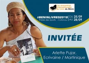 Arlette CONSTANT-PUJAR: Femme dévouée, écrivaine accomplie
