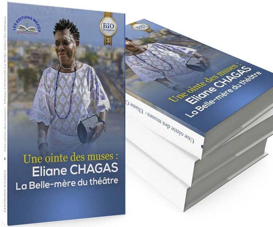 Bénin : La maison d'édition Wéziza immortalise deux célèbres comédiens
