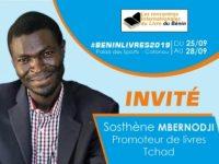 Sosthène Mbernodji    : Journaliste – écrivain du Tchad