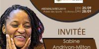 Sabine Andrivon-Milton: Écrivaine, spécialiste de l'histoire militaire