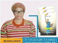 Livre Expo / Vodou, la Forteresse d'espérance:  Micheline Adjovi  en parle