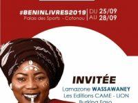 Lamazone Wassawaney: Editrice  – auteure, fille d'Afrique et fière de l'être