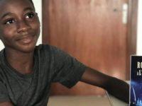 Côte d'Ivoire : A 12 ans,Yvann Adepo publie son 1er roman