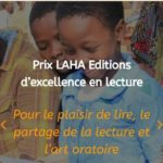 PRIX LAHA EDITIONS D'EXCELLENCE EN LECTURE: VOICI COMMENT PARTICIPER