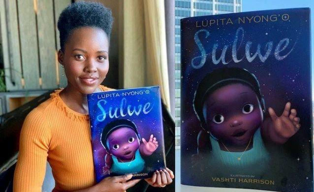 [Livre pour enfants] : Sulwe, le 1er livre de  Lupita N'Yong'o, la célèbre actrice du film Black Panther