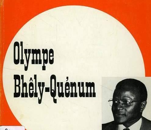 Interview / Olympe Bhêly Quenum :  «  Mon prénom primordial, c'est Codjo »