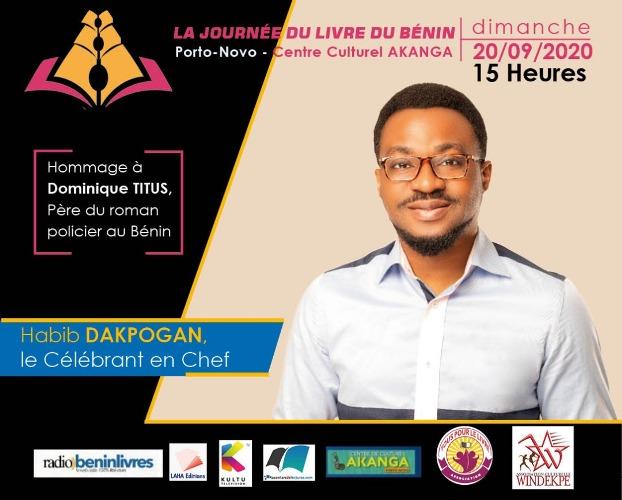 [Hommage à Dominique Titus]: L'impressionnant parcours  du Célébrant en chef, Habib Dakpogan