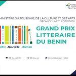 [Grand Prix littéraire du Bénin 2020] : Une édition – homme