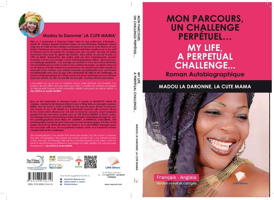 Madou la Daronne : << Mon roman va aider beaucoup à être humbles >>