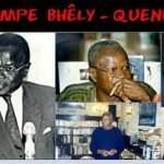 Bénin : Olympe Bhêly – Quenum lègue sa bibliothèque aux populations