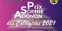 Prix Sophie Adonon des Collégiens, édition 2021: Voici les conditions de participation