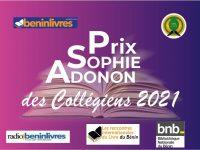 PRIX SOPHIE ADONON DES COLLEGIENS: Après la phase 1, voici les neuf candidats qualifiés pour  les demi – finales