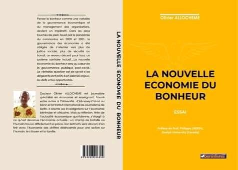 """Essai / La nouvelle économie du bonheur: Olivier Allochémè ou l'art de """"démathématiser"""" le bonheur"""
